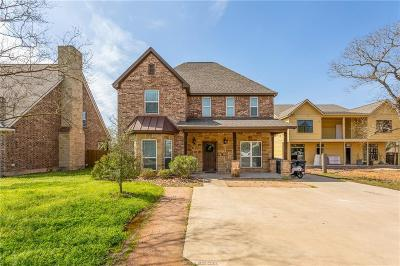 College Station Single Family Home For Sale: 904 Fairview Avenue