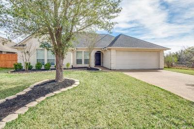Bryan Single Family Home For Sale: 5403 Bloomsbury Way