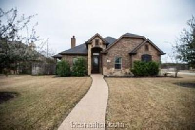 Bryan Single Family Home For Sale: 3080 Archer