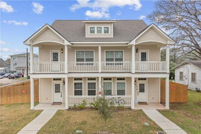 College Station TX Multi Family Home For Sale: $625,000