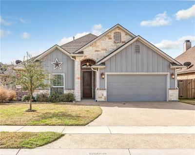 Creek Meadows Single Family Home For Sale: 15622 Wood Brook Lane