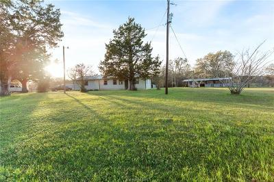Bryan Single Family Home For Sale: 6421 Broach Road
