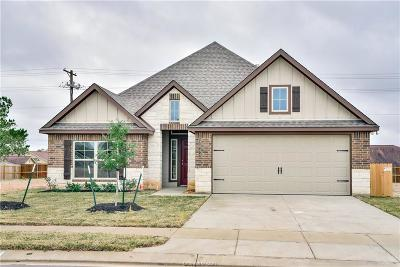College Station TX Single Family Home For Sale: $283,600