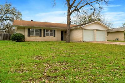 Bryan Single Family Home For Sale: 2301 Carter Creek Parkway