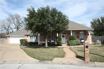 College Station TX Single Family Home For Sale: $429,900