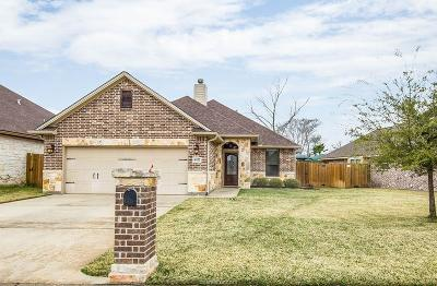 College Station Single Family Home For Sale: 4107 Rocky Mountain Court