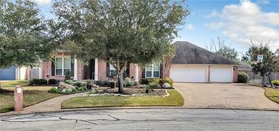 College Station TX Single Family Home For Sale: $399,900