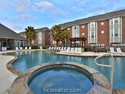 College Station TX Condo/Townhouse For Sale: $194,999