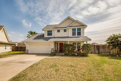 College Station Single Family Home For Sale: 3935 Springmist Drive