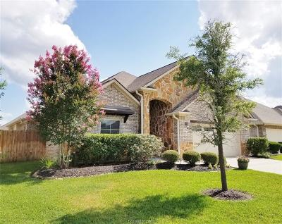Brazos County Single Family Home For Sale: 4286 Hollow Stone Drive