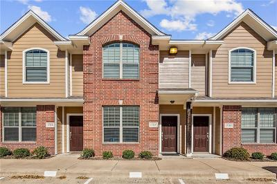 Brazos County Condo/Townhouse For Sale: 1000 Spring Loop #1707