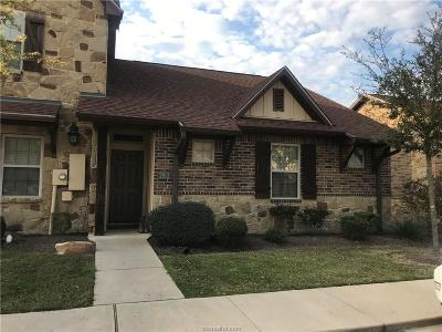The Barracks Condo/Townhouse For Sale: 2912 Old Ironsides Drive