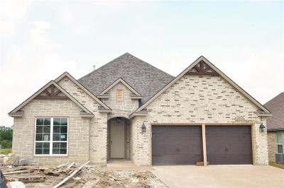 Bryan Single Family Home For Sale: 3570 Leesburg Path