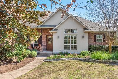 College Station Single Family Home For Sale: 3600 Seminole Point