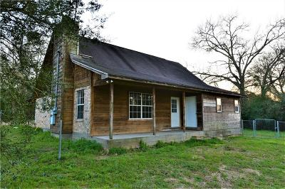 Burleson County Single Family Home For Sale: 5151 County Road 378 (+/- 28.6 Acres)