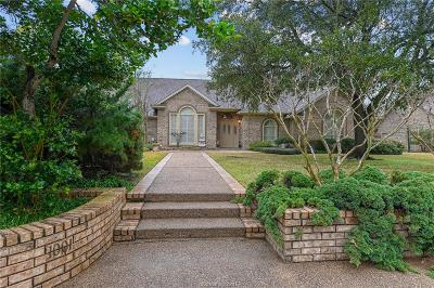 College Station Single Family Home For Sale: 1001 Carmel Place