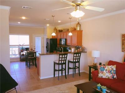 College Station Condo/Townhouse For Sale: 305 Holleman Drive #505