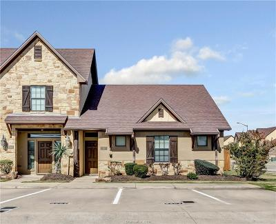 The Barracks Condo/Townhouse For Sale: 3207 Sergeant Drive