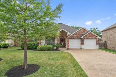 College Station Single Family Home For Sale: 2477 Newark