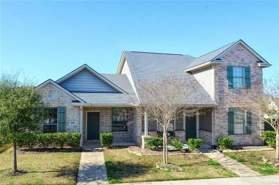 College Station Single Family Home For Sale: 3867-3869 Oldenburg Lane