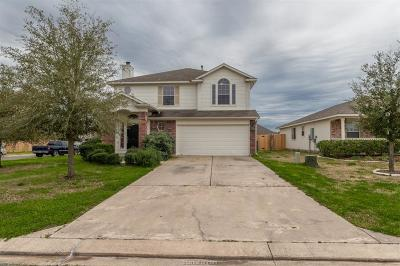 College Station Single Family Home For Sale: 15136 Meredith Lane