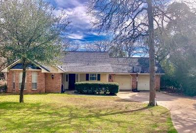 Leon County Single Family Home For Sale: 54 Fairway Drive