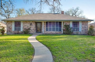 Brazos County Single Family Home For Sale: 2007 Southwood Drive