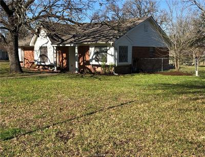 College Station Single Family Home For Sale: 1201 Berkeley Street