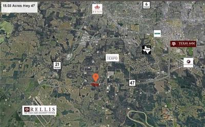 Bryan Residential Lots & Land For Sale: 0000 Riverside Parkway