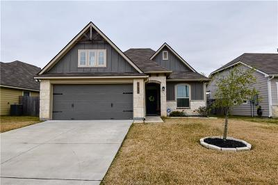Bryan Single Family Home For Sale: 2019 Stubbs Drive