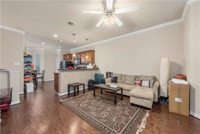 College Station TX Condo/Townhouse For Sale: $149,900