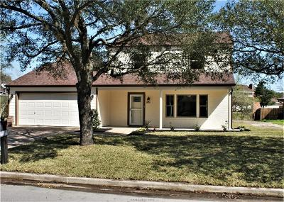 Bryan Single Family Home For Sale: 3801 Stillmeadow Drive