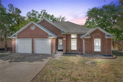 College Station Rental For Rent: 1117 Bayou Woods Drive