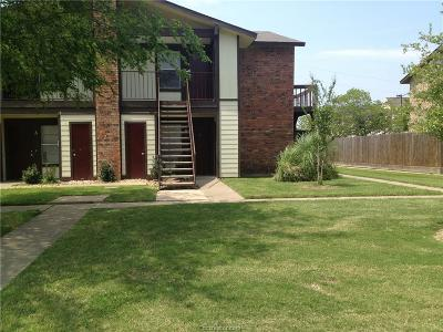 College Station Rental For Rent: 717 Wellesley Court #A