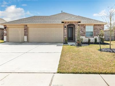 Navasota Single Family Home For Sale: 7715 Links Lane