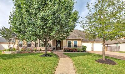 College Station Single Family Home For Sale: 5212 Ballybunion Lane