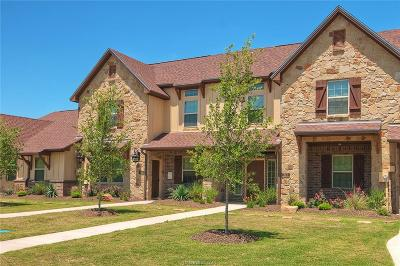 College Station Condo/Townhouse Contingency Contract: 3345 Lieutenant
