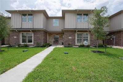 Bryan  , College Station Condo/Townhouse For Sale: 3631 Kenyon Drive