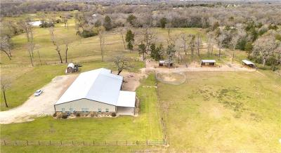 Bryan Single Family Home For Sale: 7797 Old Reliance Road