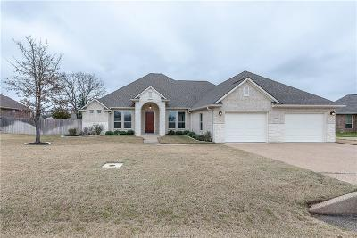 Bryan Single Family Home For Sale: 4638 River Rock Drive