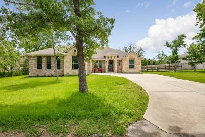 College Station Single Family Home For Sale: 2012 Post Oak Circle