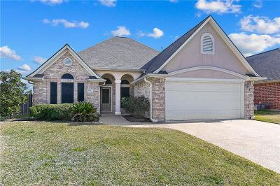 College Station TX Single Family Home For Sale: $247,500