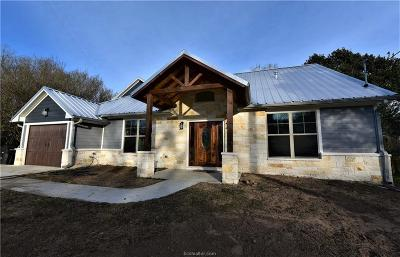 Burleson County Single Family Home For Sale: 502 West Fawn Street