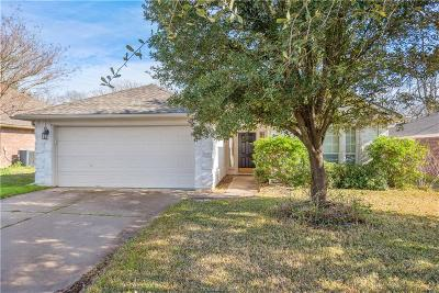 Bryan Single Family Home For Sale: 1711 Beaver Pond Court