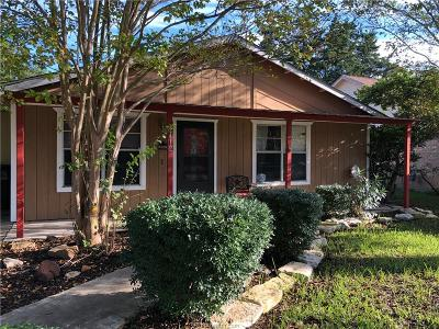 Brazos County Single Family Home For Sale: 2412 Driftwood Drive