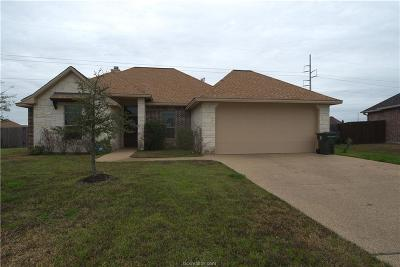 Bryan Single Family Home For Sale: 3092 Archer