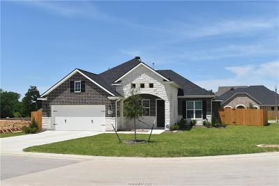 Bryan Single Family Home For Sale: 3500 Foxcroft