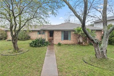 Bryan Single Family Home For Sale: 2317 Windsor Drive