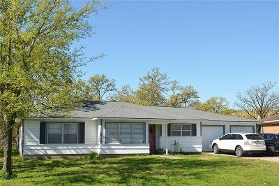 Bryan Single Family Home For Sale: 4304 Nagle