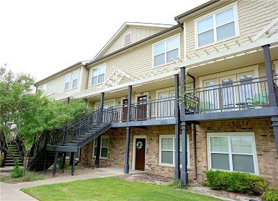 College Station Condo/Townhouse For Sale: 1725 Harvey Mitchell #625
